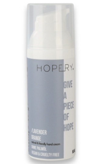 Hopery Handcreme Lavender Orange