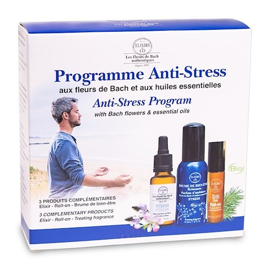 Bach Anti-Stress-Programm